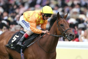 Horse Racing - The Royal Ascot Meeting 2014 - Day Four - Ascot Racecourse