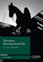 goffs november breeding