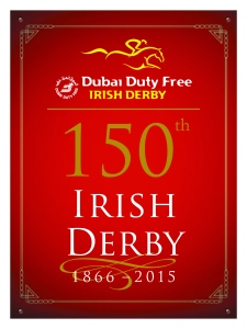 irish derby 2015