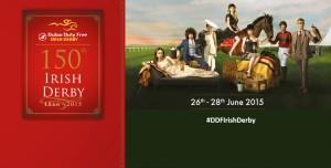 irish derby poster