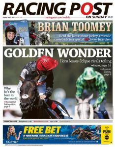 golden wonder racing post