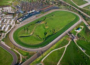 keeneland race