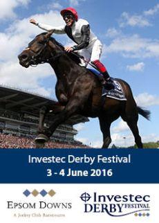 Epsom Derby 2016