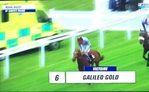 galileo gold st james palace