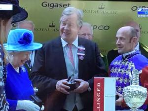 her majesty dartmouth ascot 2016