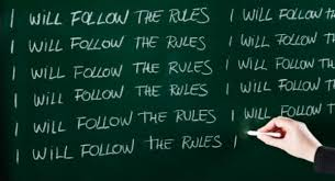 follow rules2