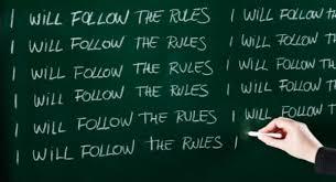 follow rules2