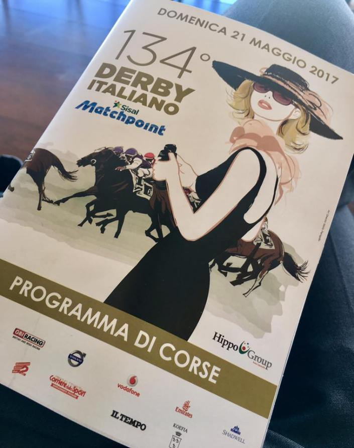 134 derby italiano