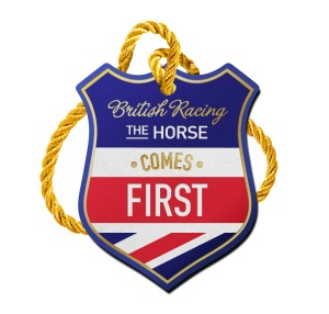 british racing logo