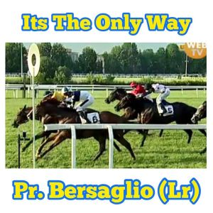 its the only way bersaglio2020