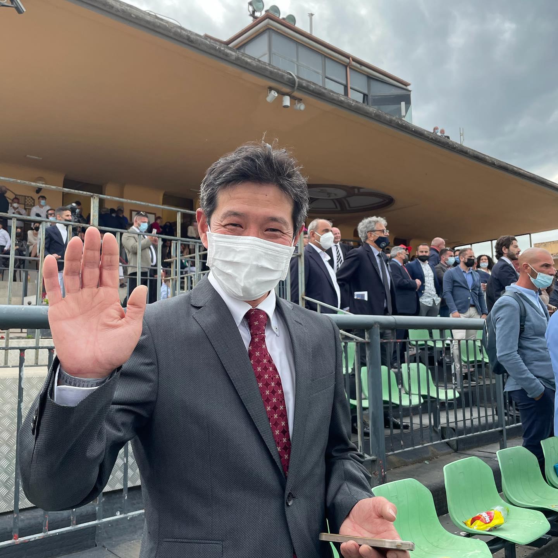 satoshi kobayashi derby 2021